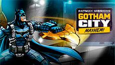 Миссии Бэтмена
