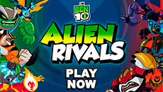 Бен 10: Битвы пришельцев