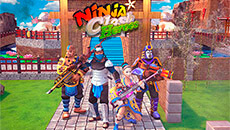 Битвы ниндзя воинов