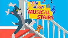 Том и Джерри: Музыкальная лестница
