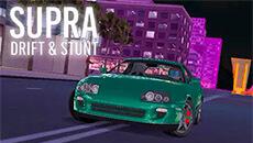 Гонки и Дрифт: Тойота Супра
