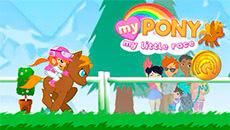 Мой пони: Скачки