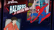 Человек паук: Защита лаборатории