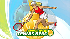 Герои тенниса