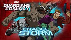 Стражи галактики: Буря в цитадели