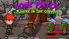 Одинокий стрелок против зомби