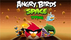 Angry Birds Typing