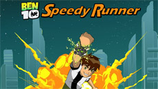 Ben 10: Speedy Runner