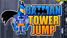 Batman: Tower jump
