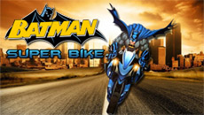 Batman: Super Bike