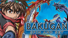 Bakugan: Spin and set