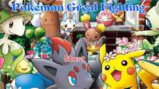 Pokemon great fighting
